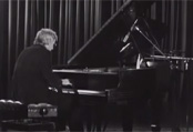 Paul Bley, piano, Music Biennale Zagreb 1979